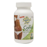 The Swedish Diet Green Coffee Bean Extract Capsules, 60 Count