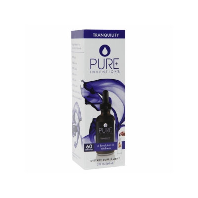 Pure Inventions - Tranquility Liquid Dropper Chamomile Passionfruit - 2 oz.