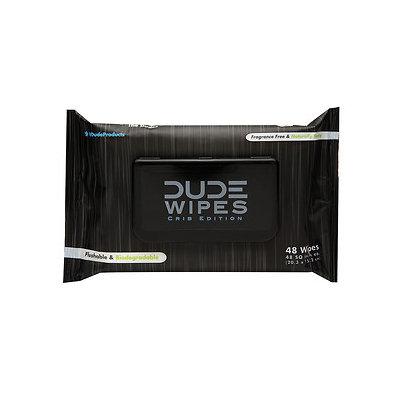 Dude Wipes Crib Edition, 48 ea