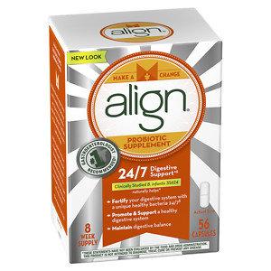 Align Probiotic Supplement, 56 ea