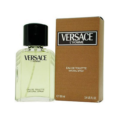 L'homme By Gianni Versace Versace L'Homme Edt Spray 3.3 Oz By Gianni Versace