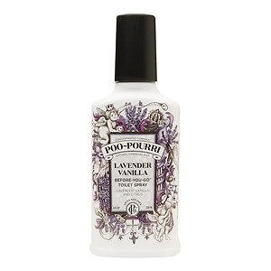 Poo Pourri Poo-Pourri Before-You-Go Toilet Spray, Lavender, Vanilla & Citrus, 8 oz