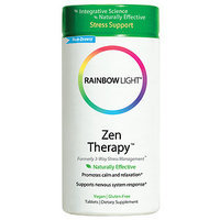 Rainbow Light - Zen Therapy - 90 Tablets Formerly 3 Way Stress Management