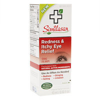 Similasan Redness & Itchy Eye Relief, .33 fl oz