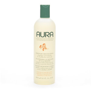 Aura Rosemary Mint Shampoo, 13.5 fl oz