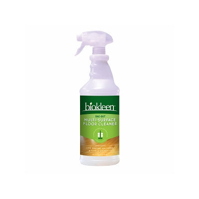 Biokleen Bac-Out Floor Cleaner, Multi-Surface, 32 oz