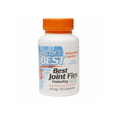 Doctor's Best Joint Flex featuring UC-II 40mg, Capsules, 30 ea