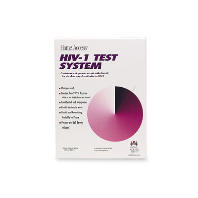 Home Access HIV - 1 Test System, 1 ea