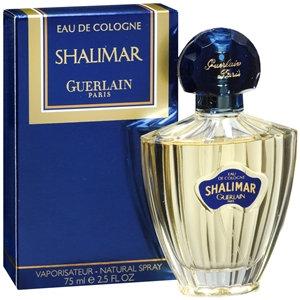Guerlain Shalimar Eau De Cologne Natural Spray