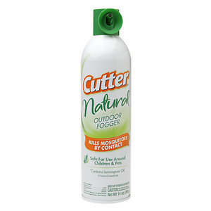 Cutter 14 oz. Natural Outdoor Fogger Aerosol Spray