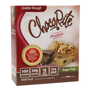 Chocolite Sugar Free Chocolate Packs, Caramel Chocolate Nougat, 16 ea