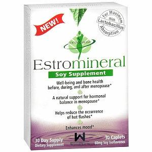 Wynnpharm Estromineral Soy Supplement, 30 Each