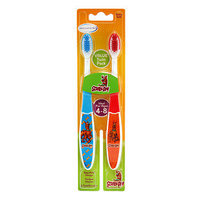 Brushpoint Scooby-Doo! Manual Toothbrush, 2 count