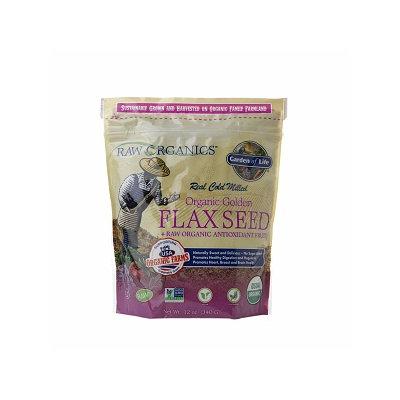 Garden of Life Raw Organic Golden Flax Seed