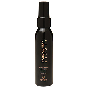 Kardashian Beauty Black Seed Dry Oil, 3 fl oz