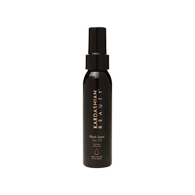 Kardashian Beauty Black Seed Dry Oil, 3 fl oz