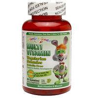Vitamin Friends - Multi Vitamin Vegetarian Grape - 90 Gummies