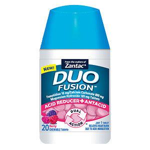 Zantac 75 Duo Fusion, Wild Berry