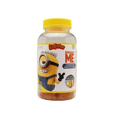 L'il Critters Despicable Me Complete Multivitamins Gummies, 190 ea