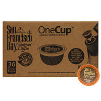 San Francisco Bay Gourmet Coffee OneCup Single Serve Coffees, Breakfast Blend, 36 ea