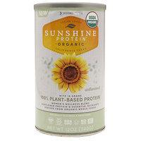 Designer Whey Sunshine Protein Organic, Unflavored, 12 oz