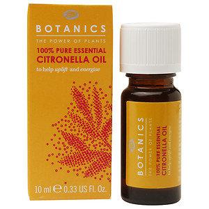 Boots Botanics 100% Pure Essential Oil, Citronella, .33 oz