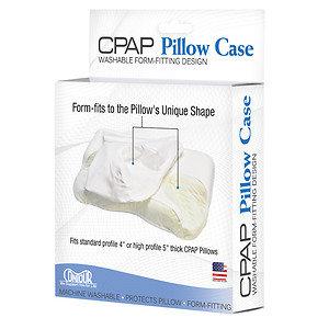 Contour Products CPAP Pillow Case, white, 1 ea