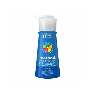 method laundry detergent fresh air