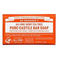 Dr. Bronner's All-One Hemp Pure-Castile Soap Tea Tree
