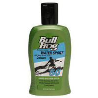 Bullfrog Water Sport Lotion SPF 50