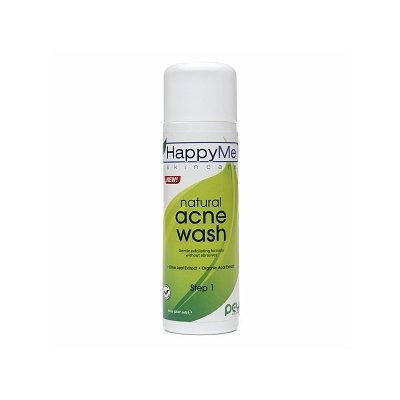 Happy Me Skincare Natural Acne Wash Step 1