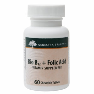 Seroyal Usa Bio B12 + Folic 60 Sublingual Tabs
