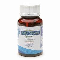 Biotivia Bio Span, Bio-Enhanced 500 mg, 60 capsules