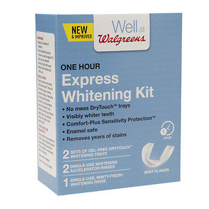 Walgreens One Hour Express Whitening Kit, Mint, 1 ea