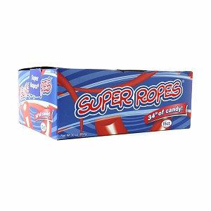 Red Vines Super Ropes, 34 inch, 15 ea