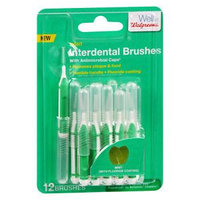 Walgreens Interdental Brushes Tight, 12 ea