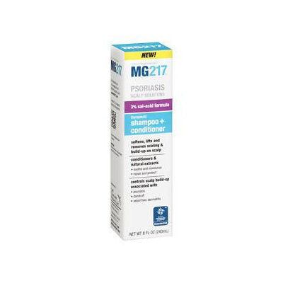 MG217 Salicylic Acid Shampoo