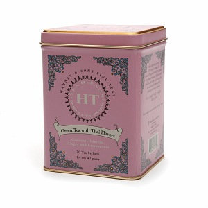 Harney & Sons Fine Teas Green Tea With Thai Flavors