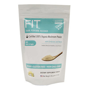 Mushroom Matrix - Fit Organic Mushroom Powder - 3.57 oz.