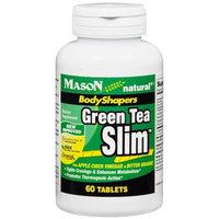 Mason Natural, Green Tea Slim, 60 Tablets