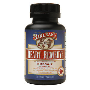 Barleans Barlean's Heart Remedy 420 mg - 30 Softgels