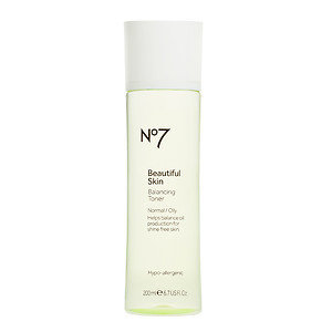 Boots No7 Beautiful Skin Toner - Normal/Oily