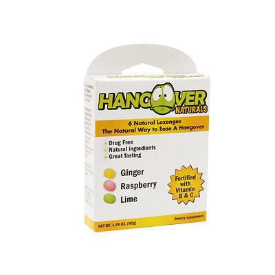 Hangover Naturals Lozengens, 1.48 oz