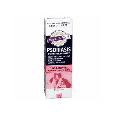 Mushatt's No. 9 Psoriasis Skin Ointment