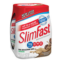 SlimFast Balanced Nutrition Cappuccino Delight Shakes