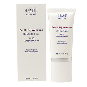 Valeant Pharmaceuticals Obagi Gentle Rejuvenation SPF 30 Sunscreen Cream 1.7 oz.