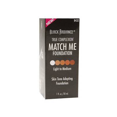 Black Radiance True Complexion Match Me Foundation
