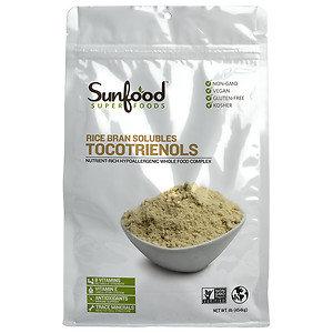 Sunfood Superfoods Tocotrienols, 16 oz