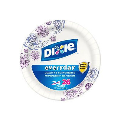 Paper Plates 8-1/2 Inch 48 C