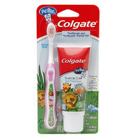 Colgate My First Toothbrush and Toothpaste Kit - Boys